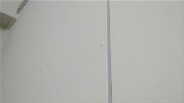 ビレッジハウスの内見で確認すること 部屋の壁の塗装